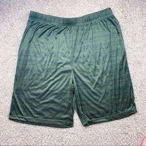 NWOT Zone Pro Plus Size Men's Soft Athletic Shorts
